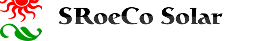 SRoeCo Solar logo
